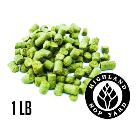 Highland Hop Yard - Chinook Pellet Hops (1 lb) - Toronto Brewing