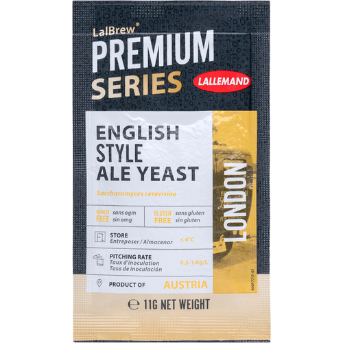 LalBrew® London English Style Ale Yeast (11 g)