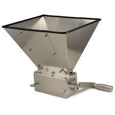 Malt Muncher Three Roller Malt Mill (hopper only)