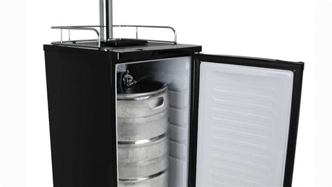 EdgeStar Kegerator Dual Tap Tower Beer Fridge - Toronto Brewing