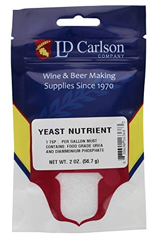 Yeast Nutrient - DAP Diammonium Phosphate (2 oz)