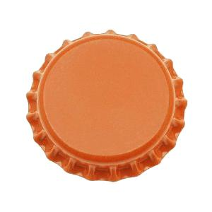 Oxygen Barrier Beer Bottle Caps (144 pack - Orange) - Toronto Brewing