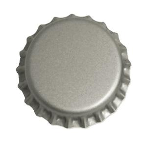Oxygen Barrier Beer Bottle Caps (144 pack - Silver) - Toronto Brewing