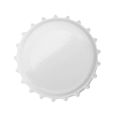 Oxygen Barrier Beer Bottle Caps (White - 500 Pack) - Toronto Brewing