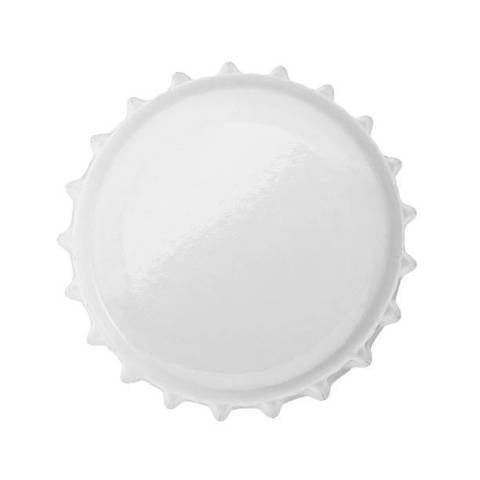 Oxygen Barrier Beer Bottle Caps (White - 10,000 pack)