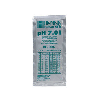 pH Meter Buffer Solution for pH 7.01 (20 mL) - Toronto Brewing