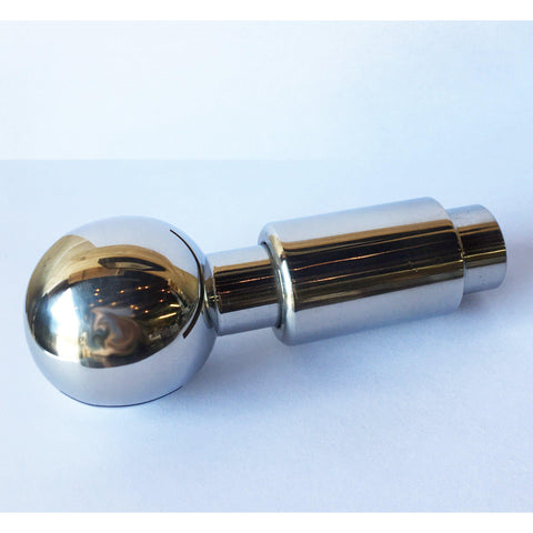 "Rotating CIP Spray Ball - 1/2"" Female NPT - Toronto Brewing"