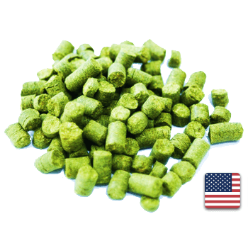 Simcoe Pellet Hops (1 oz) - Toronto Brewing
