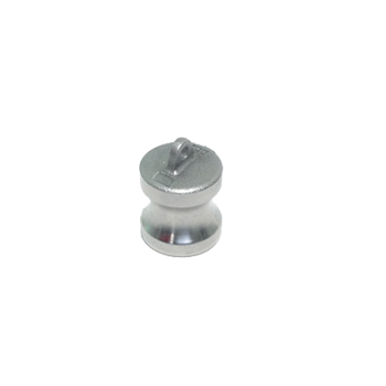 Stainless Steel Dust Plug for Type B, C and D Camlock Couplers - Toronto Brewing