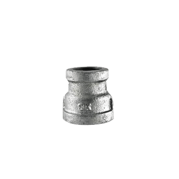 "Stainless Steel Reducer Coupler (3/4"" x 1/2"") - Toronto Brewing"