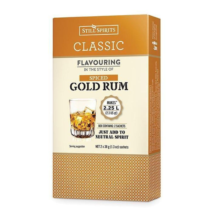 Still Spirits Classic Spiced Gold Rum Essence Duplex (58 g) - Toronto Brewing