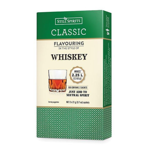 Still Spirits Classic Whiskey Essence Duplex (58 g) - Toronto Brewing