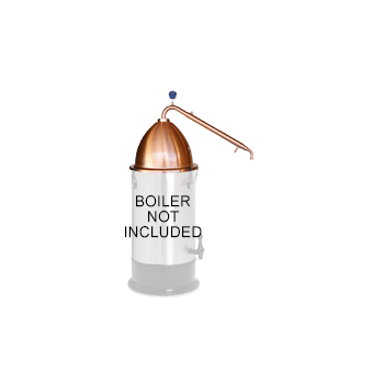 Still Spirits Copper Alembic Dome Pot Still Assembly for T-500 or Grainfather - Toronto Brewing
