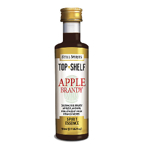 Still Spirits Top Shelf Apple Brandy Essence (50 ml) - Toronto Brewing