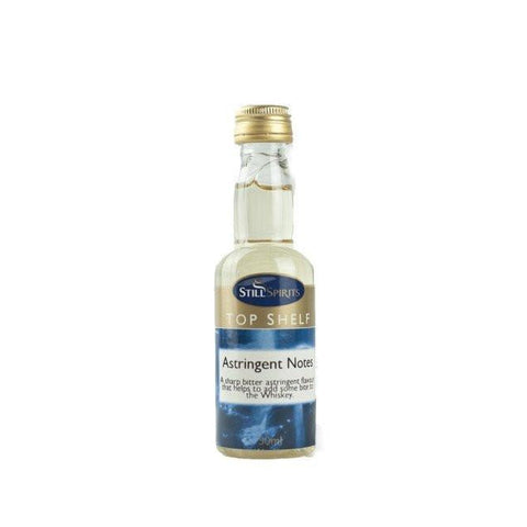 Still Spirits Top Shelf Astringent Notes - Whiskey Profile (50 ml) - Toronto Brewing