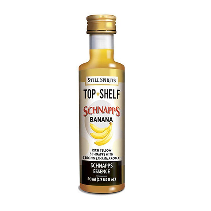 Still Spirits Top Shelf Banana Schnapps (50 ml) - Toronto Brewing
