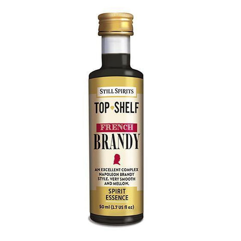 Still Spirits Top Shelf French Brandy Essence (50 ml) - Toronto Brewing
