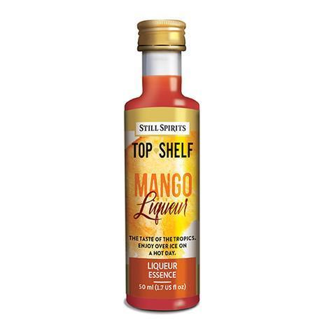 Still Spirits Top Shelf Mango Liqueur (50 ml) - Toronto Brewing