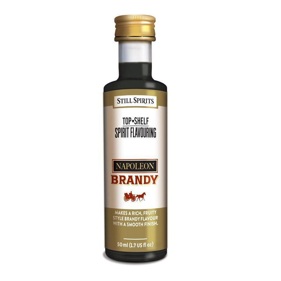 Still Spirits Top Shelf Napoleon Brandy Essence (50 ml) - Toronto Brewing