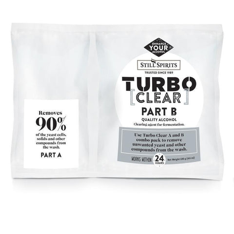 Still Spirits Turbo Clear (130 g) - Toronto Brewing