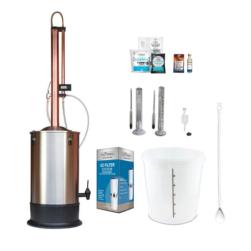 Still Spirits Turbo 500 with Copper Condenser Starter Pack