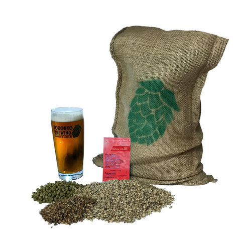 Toronto Brewing American Amber All-Grain Recipe Kit (5 Gallon/19 Litre) - Toronto Brewing
