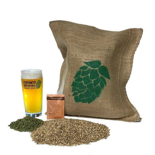 Toronto Brewing Belgian Blonde All-Grain Recipe Kit (5 Gallon/19 Litre) - Toronto Brewing