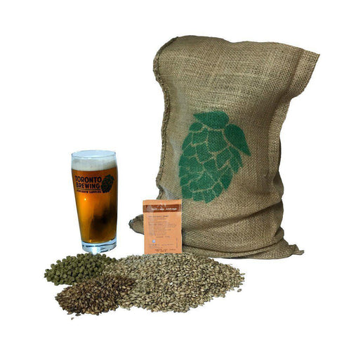Toronto Brewing Belgian Dubbel All-Grain Recipe Kit (5 Gallon/19 Litre) - Toronto Brewing