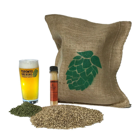 Toronto Brewing Brett IPA All-Grain Recipe Kit (5 Gallon/19 Litre) - Toronto Brewing