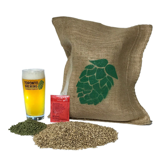 Toronto Brewing Canadian Blonde All-Grain Recipe Kit (5 Gallon/19 Litre) - Toronto Brewing
