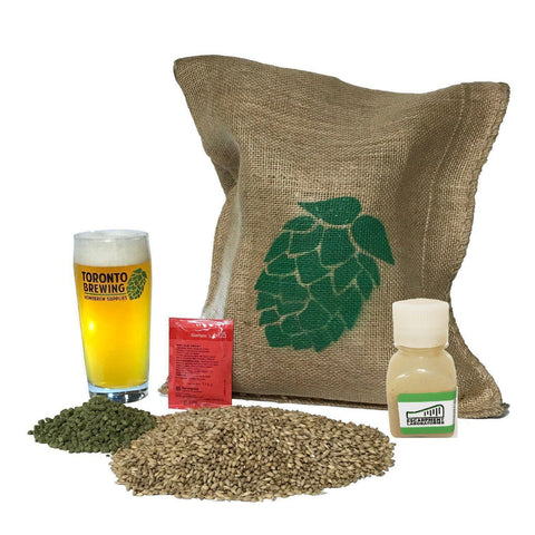 Toronto Brewing Dry-Hopped Kettle Sour All-Grain Recipe Kit (5 Gallon/19 Litre) - Toronto Brewing