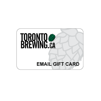 Toronto Brewing Gift Card - Toronto Brewing