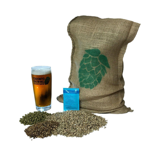 Toronto Brewing Irish Red Ale All-Grain Recipe Kit (5 Gallon/19 Litre) - Toronto Brewing