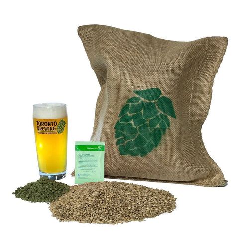 Toronto Brewing Kölsch All-Grain Recipe Kit (5 Gallon/19 Litre) - Toronto Brewing