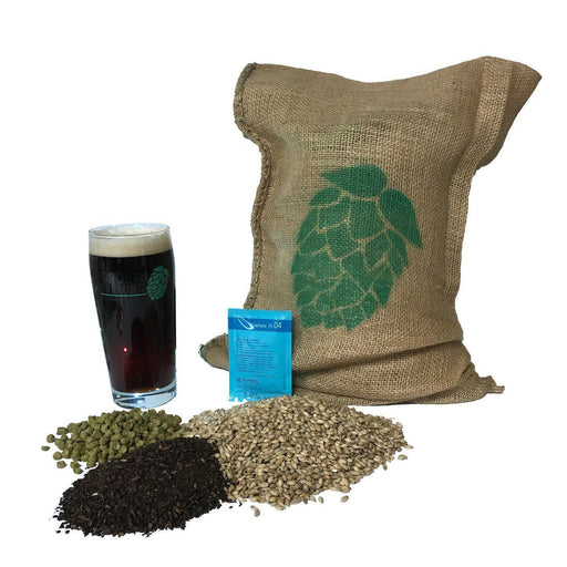 Toronto Brewing Oatmeal Stout All-Grain Recipe Kit (5 Gallon/19 Litre) - Toronto Brewing