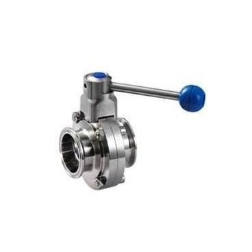 "Triclamp - 1.5"" TC ButterFly Pull Trigger Ball Valve - Toronto Brewing"