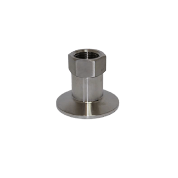 "Triclamp - Stainless Steel Tri-Clamp Fitting - 2"" TC x 1/2"" Female NPT - Toronto Brewing"