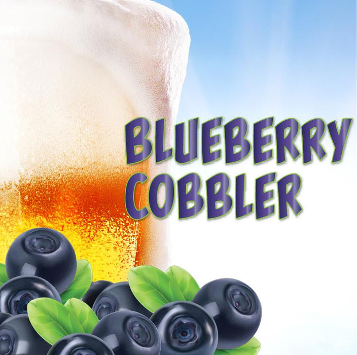 Brewer's Best Blueberry Cobbler Sour Ale Extract Homebrew Recipe Kit - 5 Gallon/19 Litre