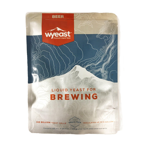 Wyeast 3056 Bavarian Wheat Yeast Blend - Toronto Brewing