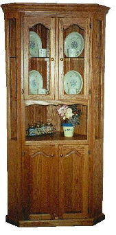 Country Corner Hutch