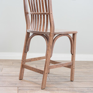 Shaker Stationary Barstool