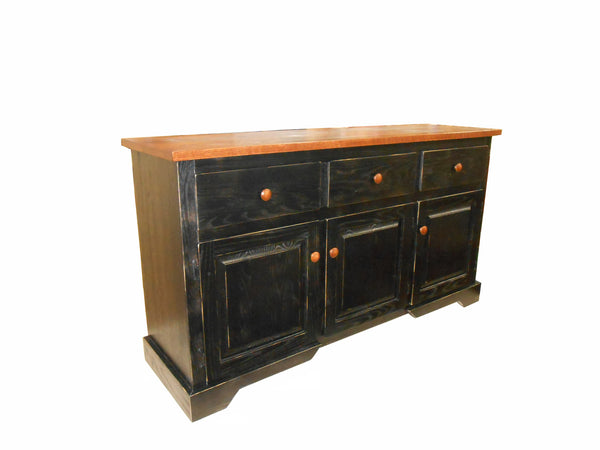 Old Lancaster Hutch & Buffet