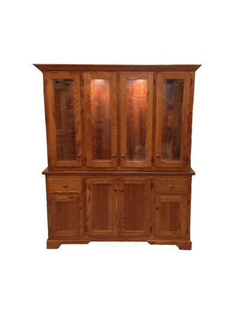 Appalachian Unger Hutch and Buffet