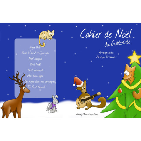 Carols for Guitarist - PDF