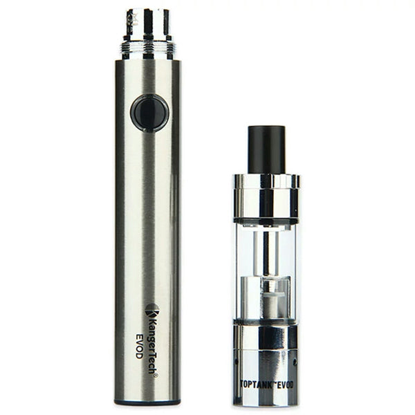 Kangertech TOP EVOD Starter Kit - 650mAh with 1.7ml liquid capacity