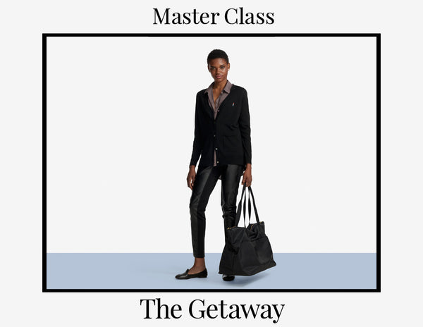 MASTER CLASS: PACK LIKE A PRO