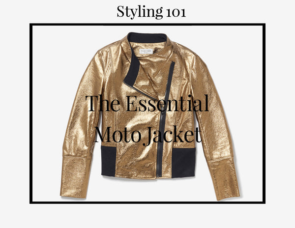 Five Ways to Wear It: The Moto Jacket