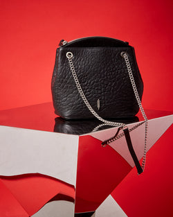 Quinn Crossbody-Black