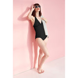 CANNES MAILLOT - BLACK