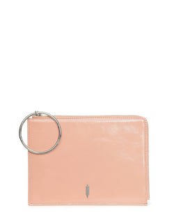 Gable Ring Travel Pouch-Vintage Rose